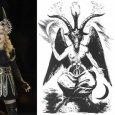 BLM, Manson, the Illuminati and the occult.