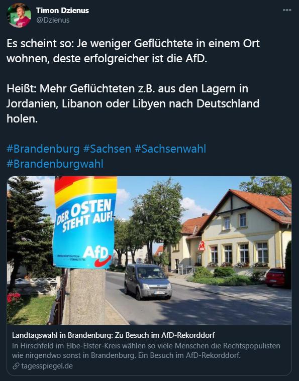 AfD Leaders Congratulated Biden brandenburg White Nationalism  us canada politics government politics news europe
