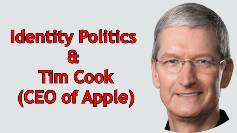 CEO of Apple Compares Gay Rights to Segregation and Kristallnacht