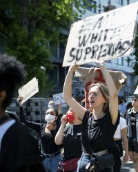 """White People: We Have No """"Allies"""" In These Protests & Riots"""