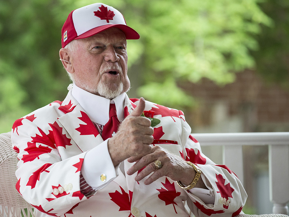 The Rise of The RealCons™ don cherry nationalism  us canada politics government europe