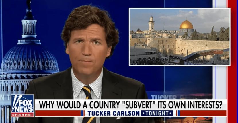 Don't Let Tucker Vs. ADL Become Cultural Appropriation 2.0