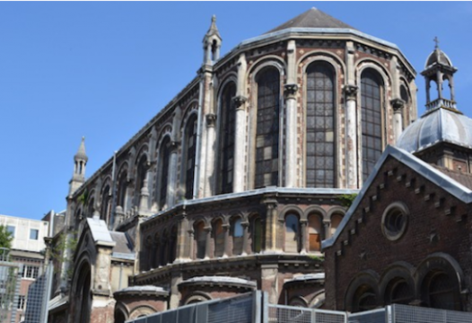 French Chapel Demolished & Biden Launches War On Architecture