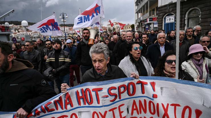 Is Hellas Where SHTF?  White Nationalism  staff picks politics government politics news featured europe
