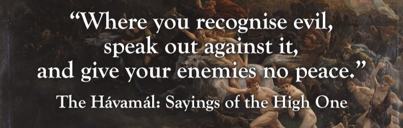 Jews Name Themselves With Handy Gab Group havamal  other