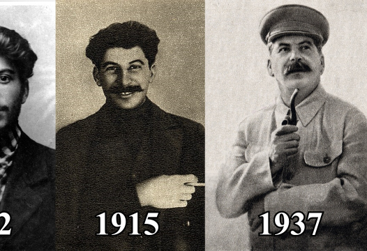 Joseph Stalin's 13 Year Old Child Bride