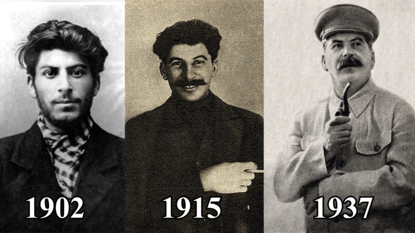 Joseph Stalin's 13 Year Old Child Bride