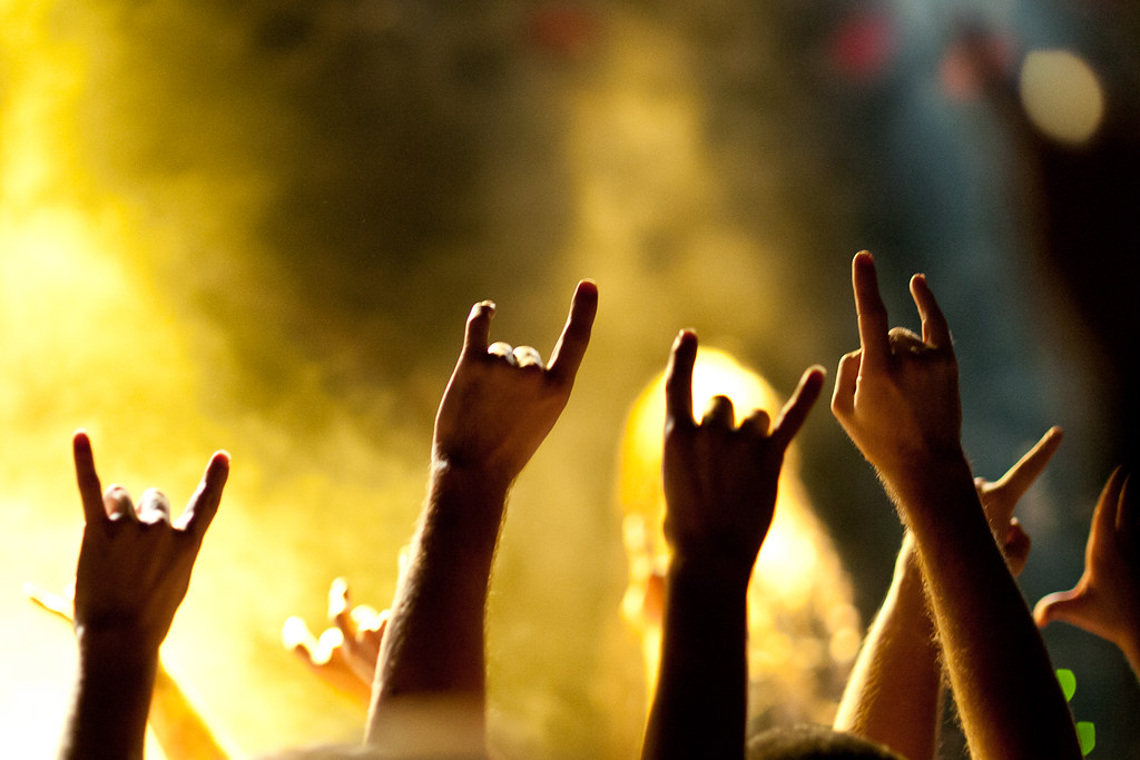 Heavy Metal Is Anti White, Anti Tradition, Is Jewish & Gay metal horns White Nationalism  us canada politics government politics news europe