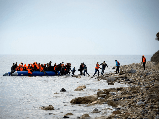 320 Pro Migration Greek NGOs Audited: Rapid Growth & Rich AF migrants boats 640x480 European migrants  staff picks politics government politics news featured europe