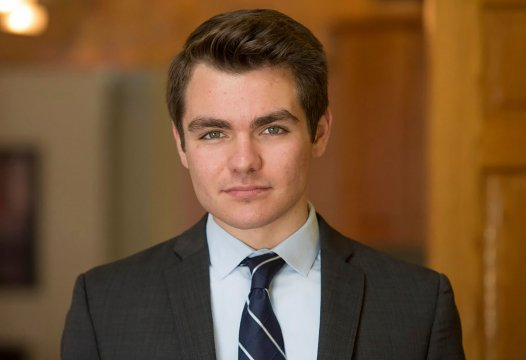 Nick Fuentes Criticizes Jews For Subversion, Says They Should Stay Anyway