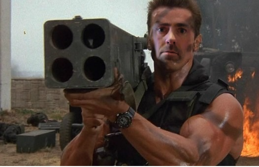 Rocket-Launcher-Wielding Belgian Becomes One-Man Army Against COVID Tyranny!