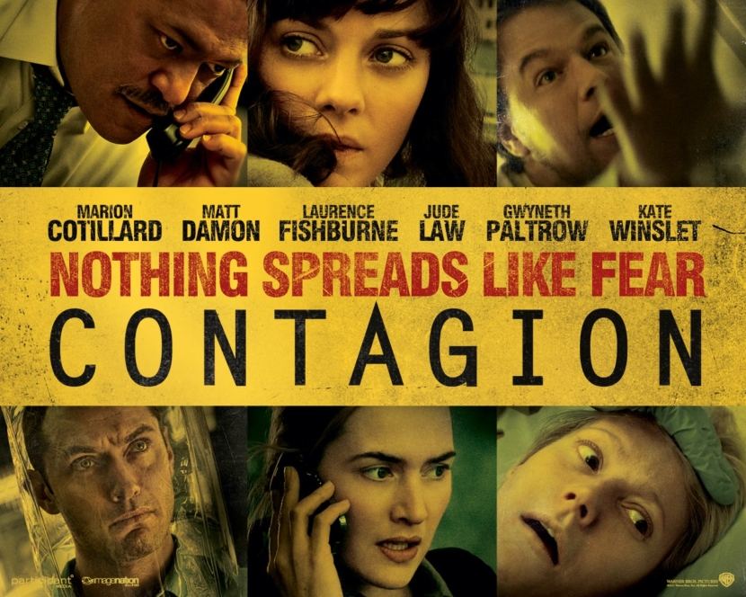 """Study: Movies """"Prepared"""" People For """"Pandemic"""""""