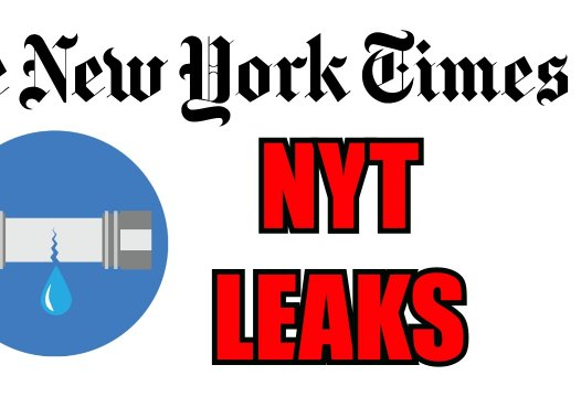 The New York Times Data Leaks 2020
