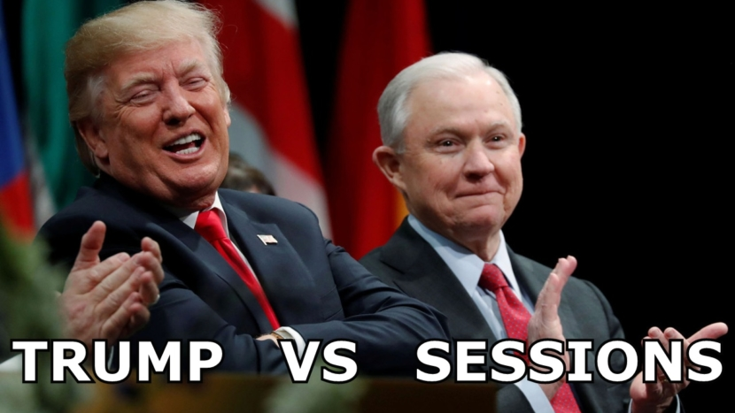 Why Did Trump FLIP on Jeff Sessions