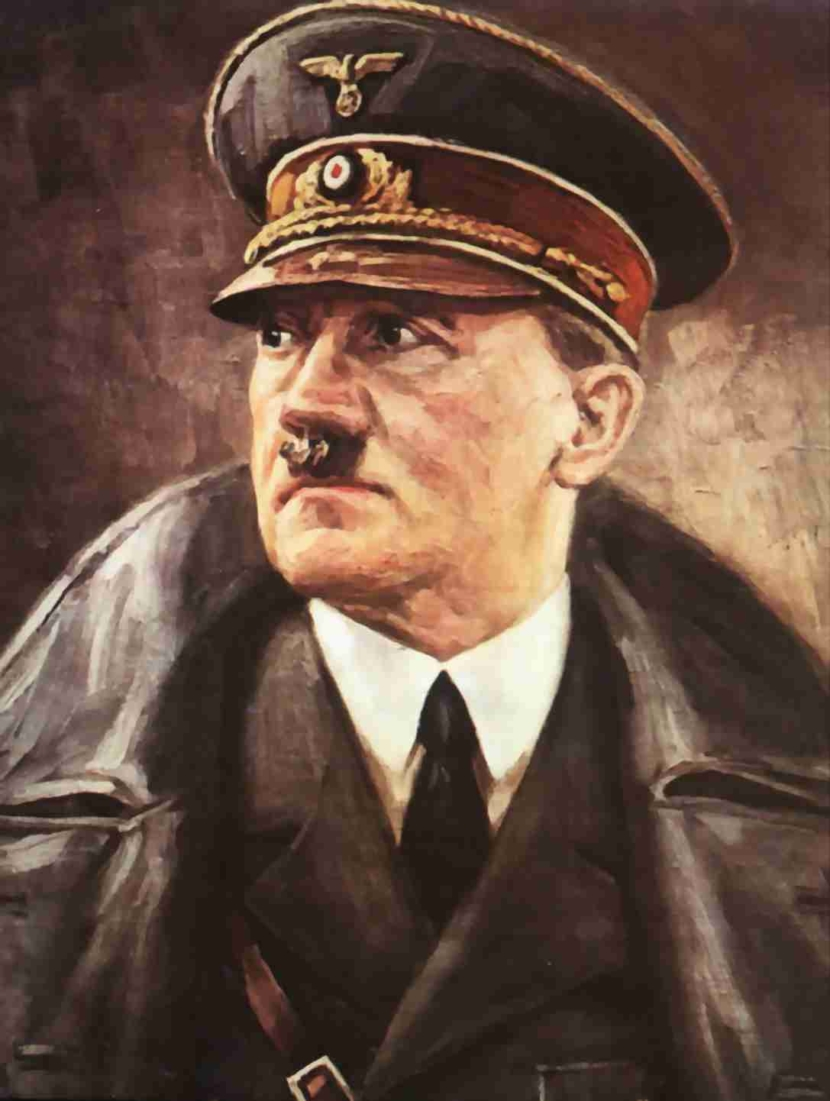 Why You Must Stop Hating Hitler